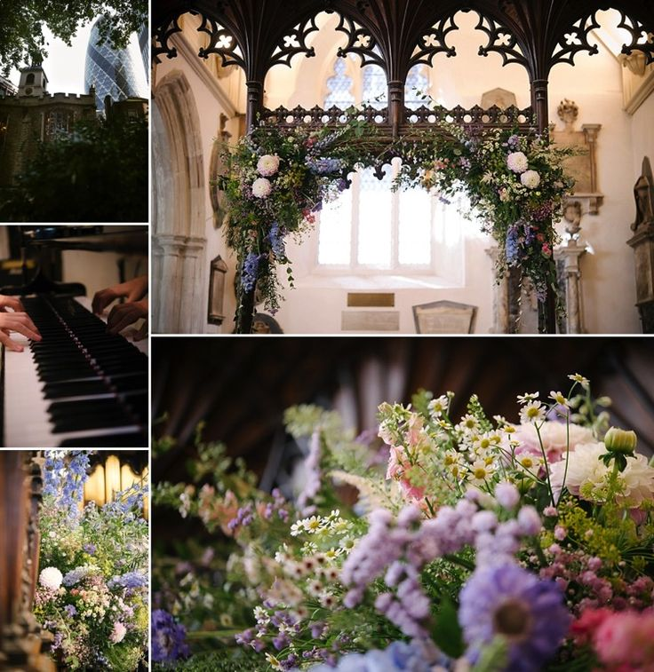 Simply love the soft colours and texture of this late summer wedding, Flowers by Eileen Ting