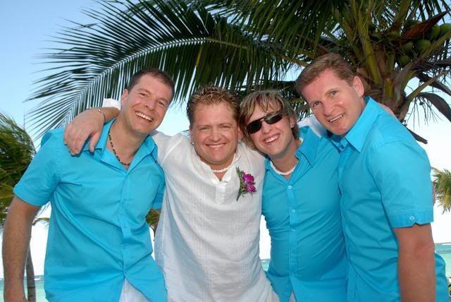beach wedding groomsmen attire   Glynnda's blog: wedding groomsmen survival kit groomsmen gift beach ...