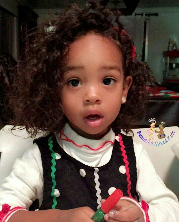 Thalia Juelz - 2 Years • African American & Mexican ❤