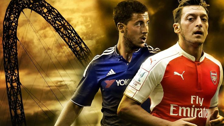 FA Community Shield: Arsenal v Chelsea - BBC Sport