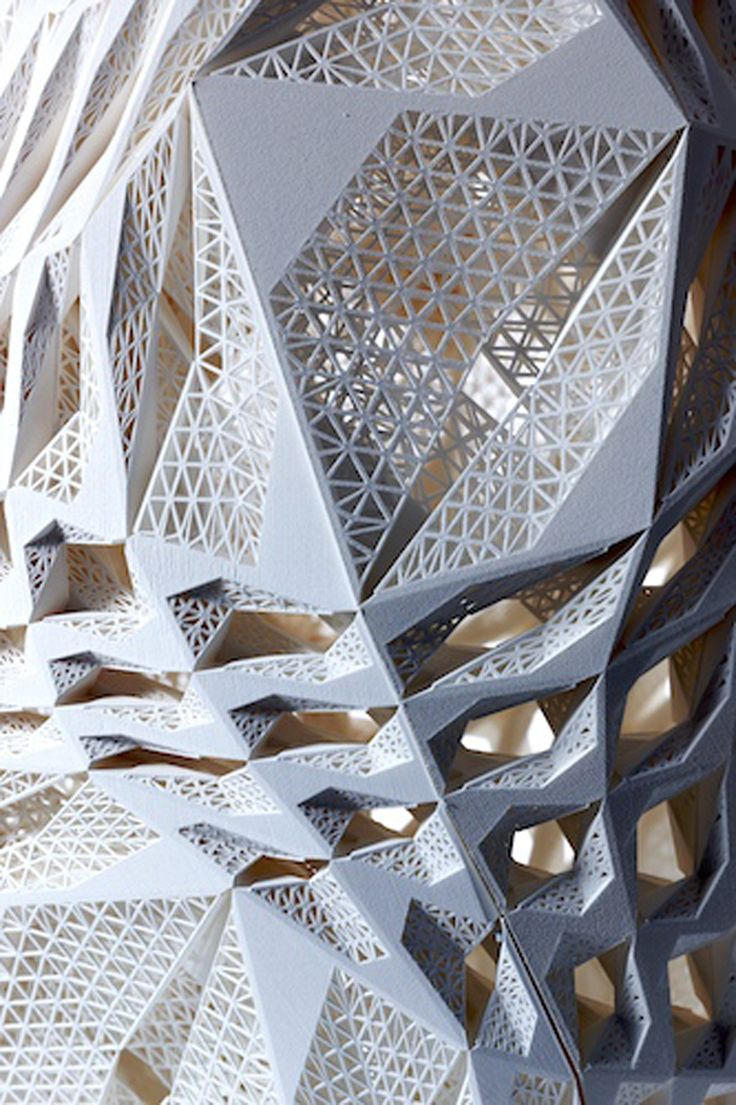 17 best images about parametric on pinterest behance for Parametric architecture zaha hadid