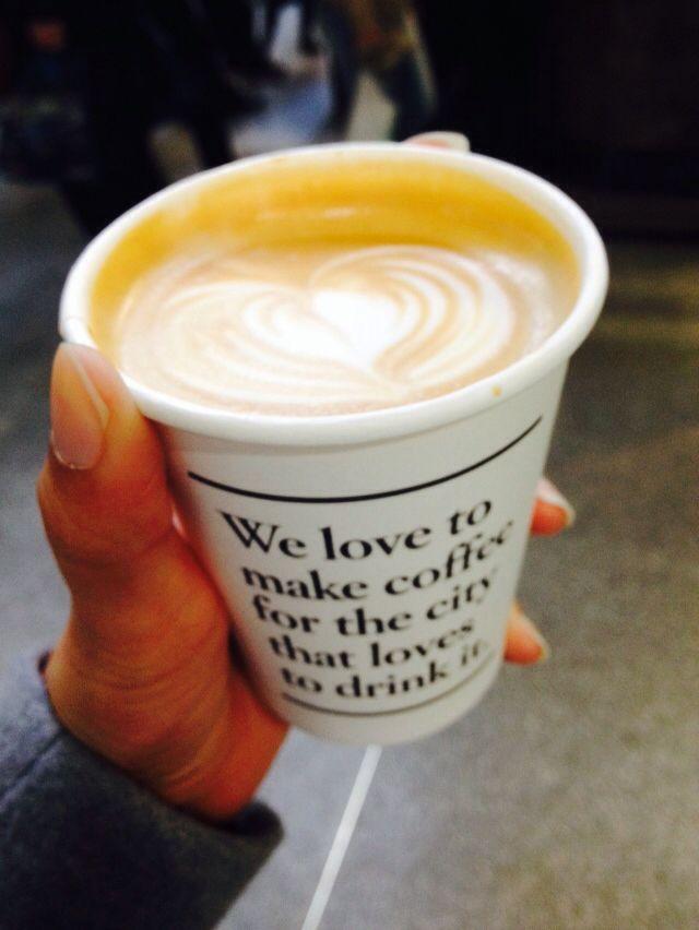 melbourne = coffee