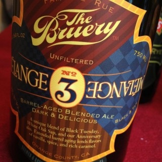The Bruery - Melange No. 3