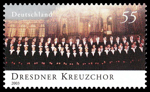 Stamp Germany 2003 MiNr2319 Dresdner Kreuzchor.jpg