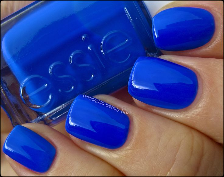 "Essie's ""Bouncer, It's Me"" from the neon 2013 collection."