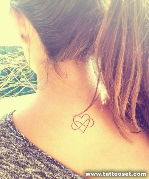 Infinity + heart = friendship
