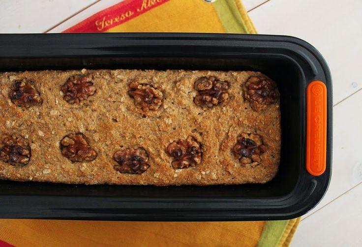 Cozinhadaduxa: Pão de Mistura com Nozes
