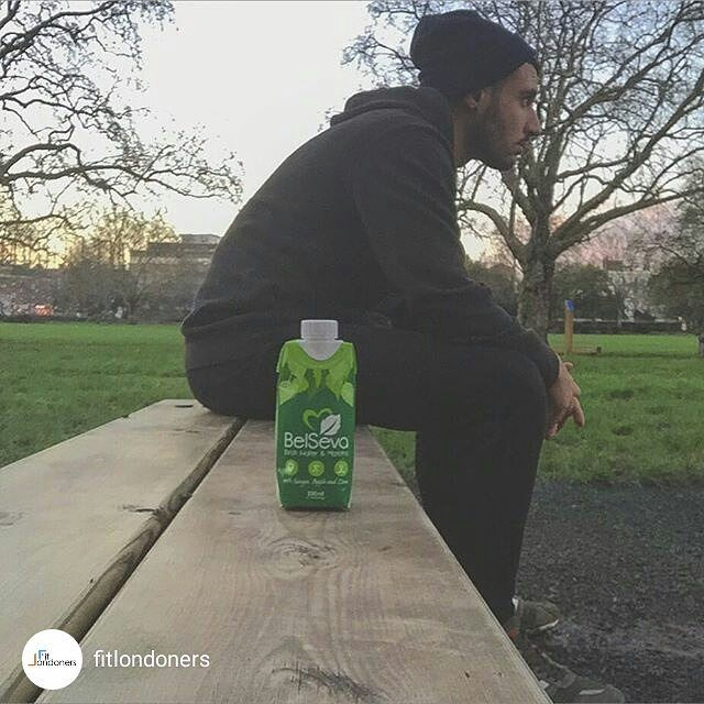 repost from @fitlondoners Always try to remember to stay hydrated during your workouts. @belseva_birch_water is just what I need! A refreshing and delicious matcha infused drink good for the mind and body! – Marco  #birchwater #sevedebouleau #eaudebouleau #postworkoutdrink #detox #birchsap #vegan #glutenfree #cleanliving #matchathevert #drinkclean #apresleffort #thirstofitskind #belseva #ukfitfam #bio #bienetre #dryjanuary #fitlondoners #London by belseva_birch_water