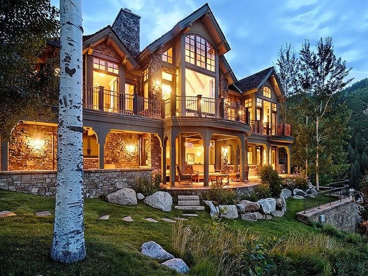 83 best most expensive property for sale in aspen colorado for Extravagant log homes