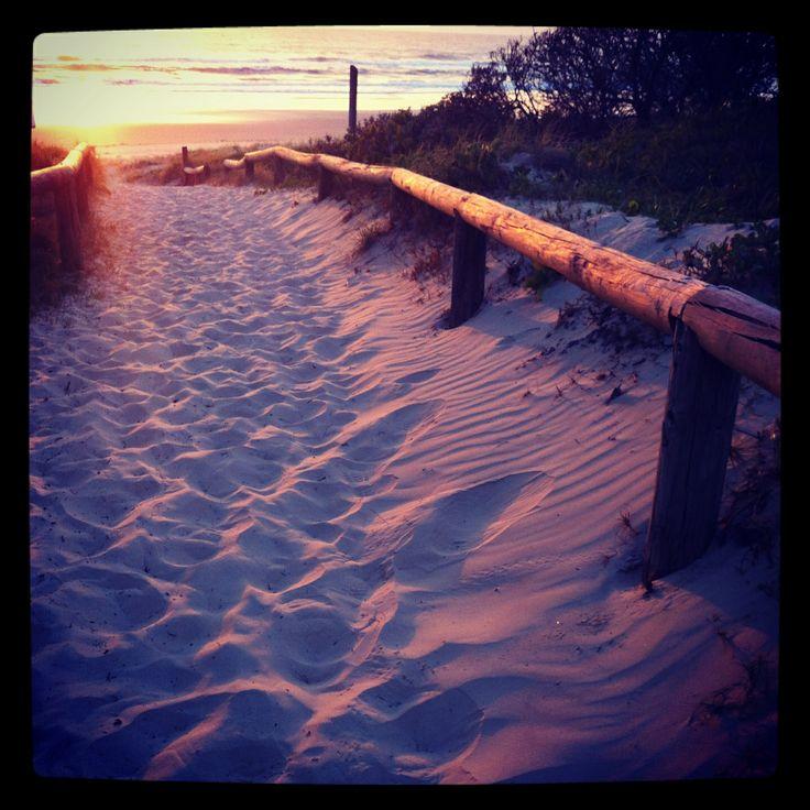 Gate 60 Peregian Beach dawn 8 dec 2013
