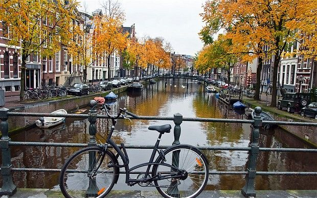 Amsterdam attractions: what to see and do in autumn - Telegraph