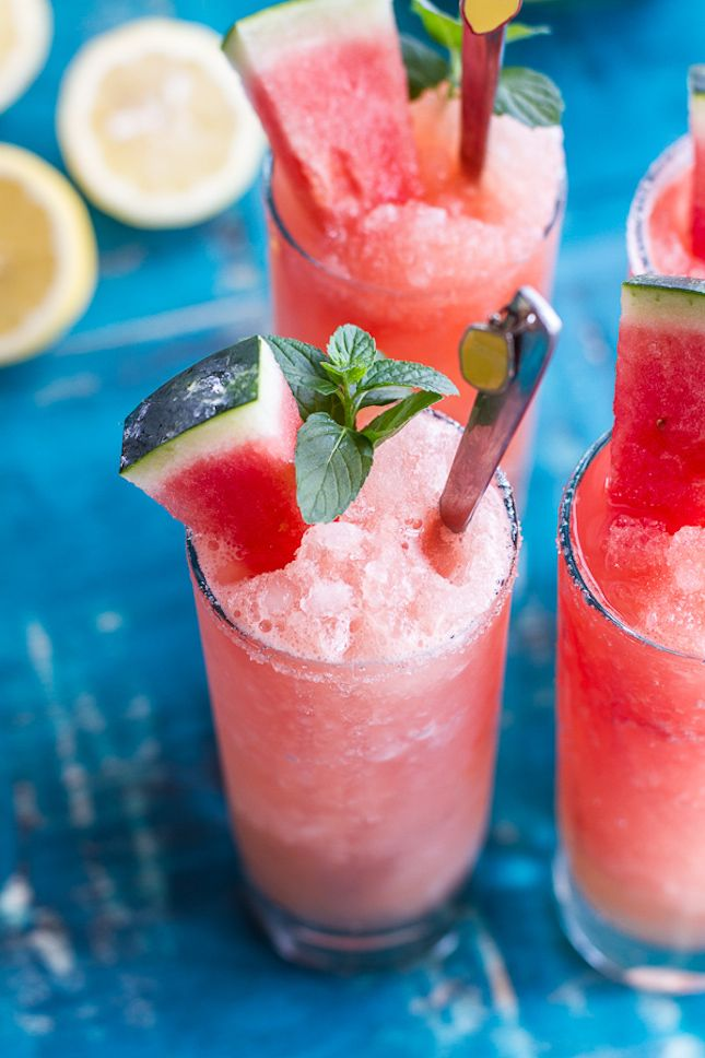 35 Ways to Bring Watermelon to the Party via Brit + Co
