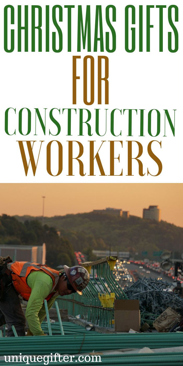 Christmas Gifts for a construction worker | Construction Worker gift ideas | What to buy a construction worker for #Christmas | Construction worker presents ... : gift ideas for construction workers - princetonregatta.org
