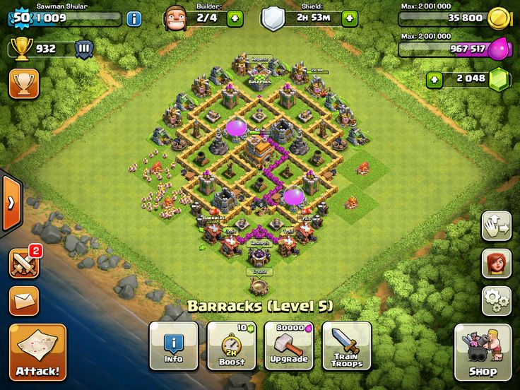 3 ways to protect your village in clash of clans wikihow.