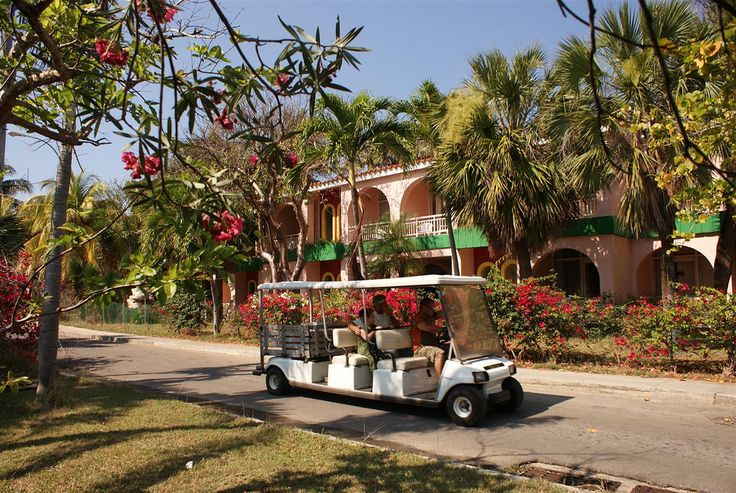 Hotel AB, Varadero, Cuba