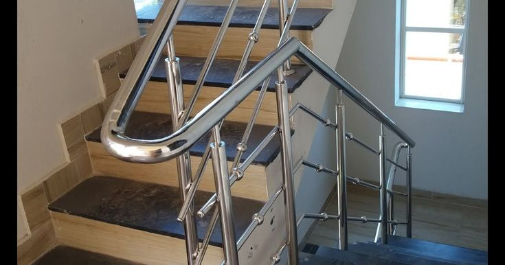 Best Of Stainless Steel Railing Designs Stairs in 2020 ...