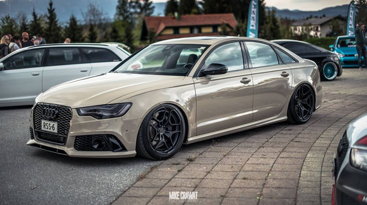 An Audi RS6 C7 Sedan debuted at this year's Worthersee Tour in Austria. Its the world's first sedan from the C7 generation of the RS6. See it here.