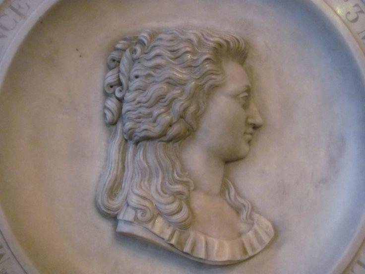 Madame Elisabeth à la basilique Saint Denis