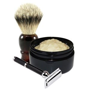 How to shave with a shaving soap? Things you 'll need for using a shaving soap effectively A shaving brush Shaving Bowl (if you aren't building lather on face directly). Shaving soap. Thank you captain obvious. A properly wet face with warm water when you are about to apply the lather. #wetshaving #shaving #shavingsoap #lathering