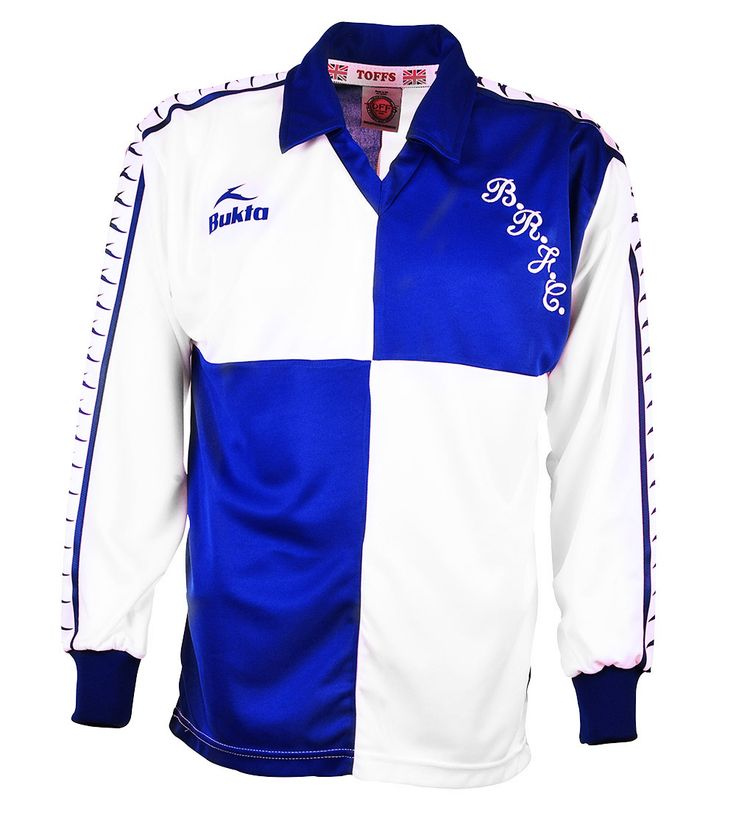 Show details for Bristol Rovers 1979-80 Bukta Retro Football Shirt