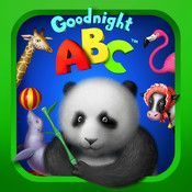 """Goodnight ABC - """"Fantastic learn by playing ABC app and much more that is a ringing endorsement for why educational apps should be made by professional educators."""" - Smart Apps For Kids"""