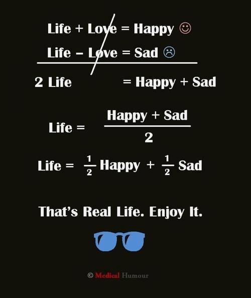 asi es la vida...