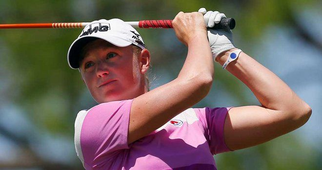 Reignwood LPGA Classic: Stacey Lewis returns to China to take first round lead