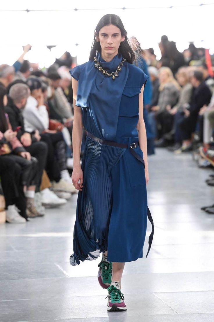 写真39 58 サカイ sacai 2020 21年秋冬ウィメンズコレクション モード系ファッション ファッション ファッションアイデア