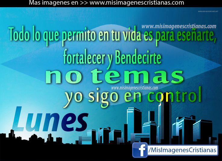 Centro Cristiano para la Familia: FELIZ LUNES   Es Lunes!!!Comienza tu semana bendec...