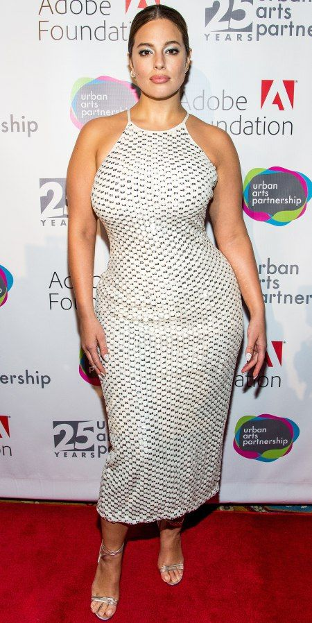 Ashley Graham says she constantly battled people telling her she was too heavy, including boyfriends who were afraid she was going to be too fat later in life