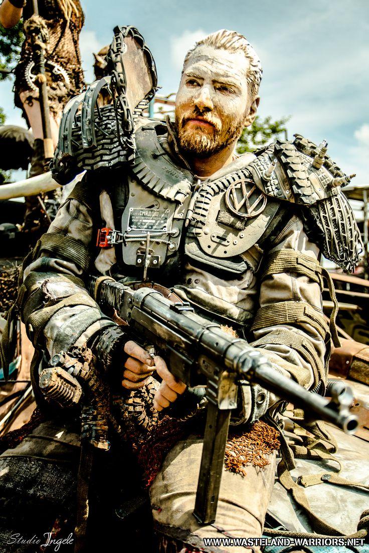 wasteland warriors postapo wasteland postapocalyptic wacken fallout raider mad max borderlands wasteland2 distressed dieselpunk dark future apocalyptic https://www.facebook.com/wasteland.warriors.net Photo by Roel van Engelen