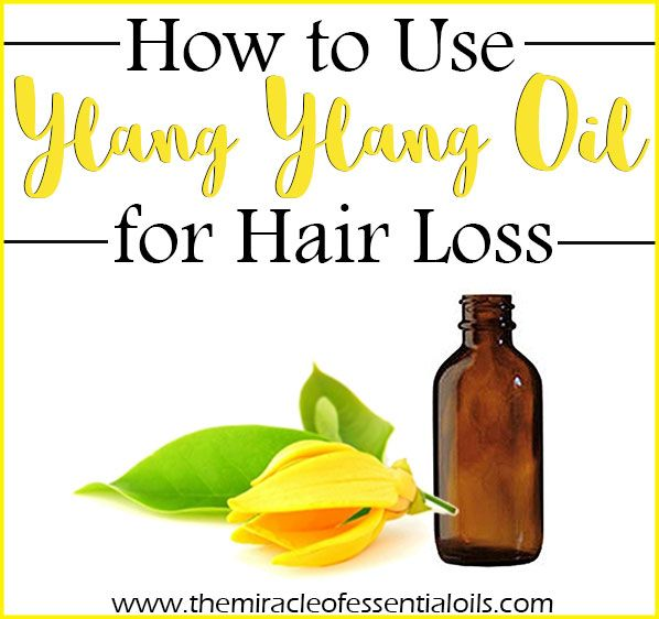 In This Article You Ll Find Out How To Use Ylang Ylang Oil For Hair Loss And Beautiful Hai Essential Oil Hair Growth Spray Essential Oil Hair Growth Hair Loss