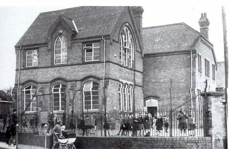 St Barnabas school