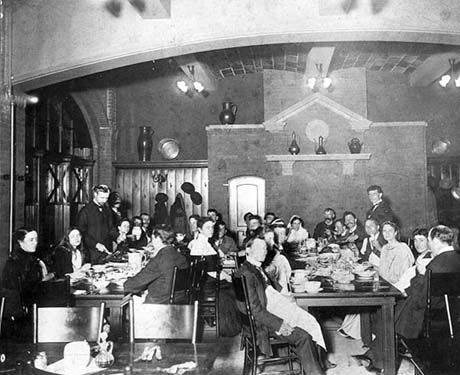 Hull house in Chicago was established to help immigrants. It provided many services - from kindergartens to laundry rooms. Other settlement houses soon opened around the nation.