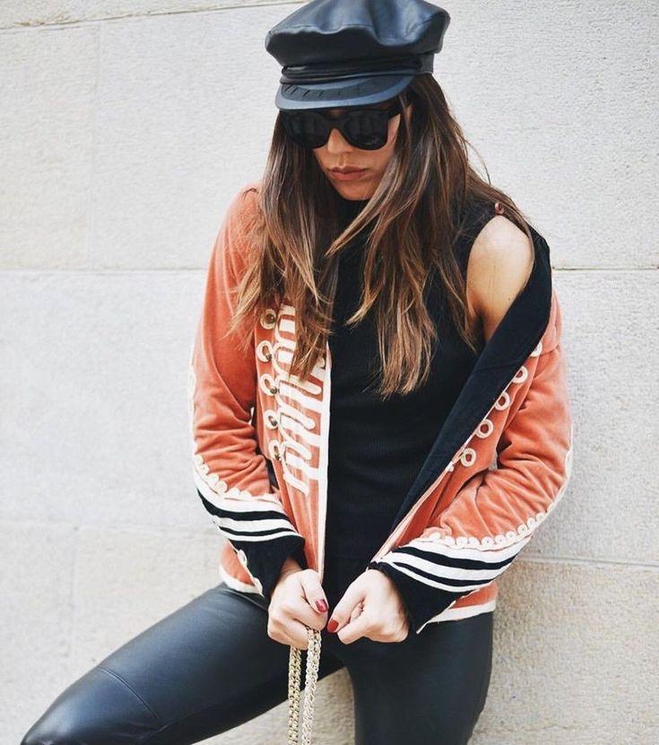NWT ZARA Velvet Pumpkin Military Jacket Blazer Size L Ref.6895/256 #ZARA #Blazer #Casual