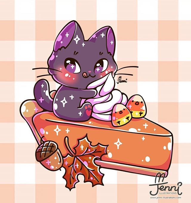Cutest Kittens Kawaii Art Kawaii Cat Drawing Kitten Art Cute Halloween Drawings