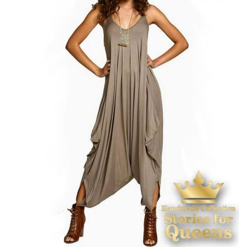 Γυναικεία ολόσωμη φόρμα stories for queens από υλικό βισκόζη  http://handmadecollectionqueens.com/γυναικεια-ολοσωμη-φορμα-1  #handmade #fashion #jumpsuit #women #storiesforqueens