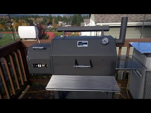 SmokingPit com - Yoder YS640 YS480 Review and Video - See