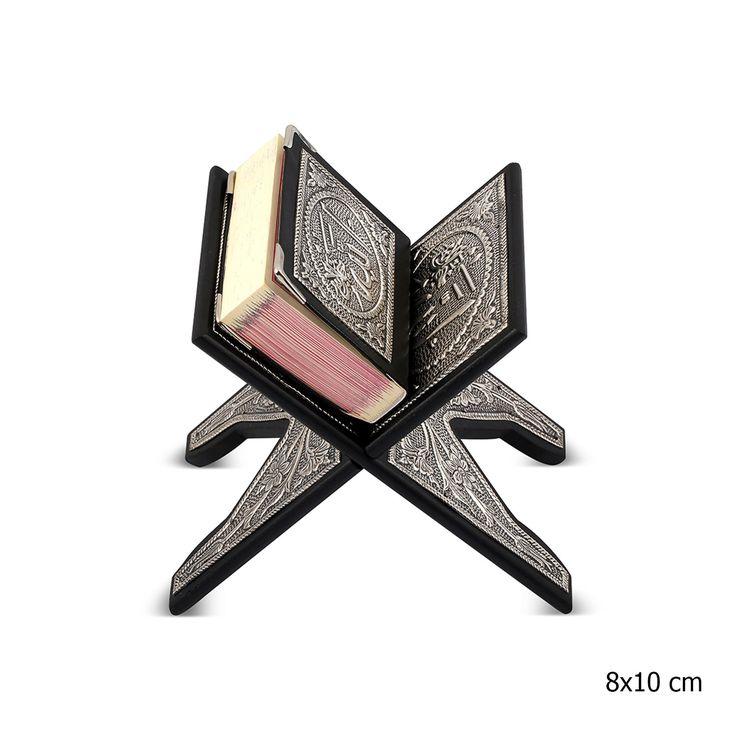 Gümüş Kuran-ı Kerim Rahle ::