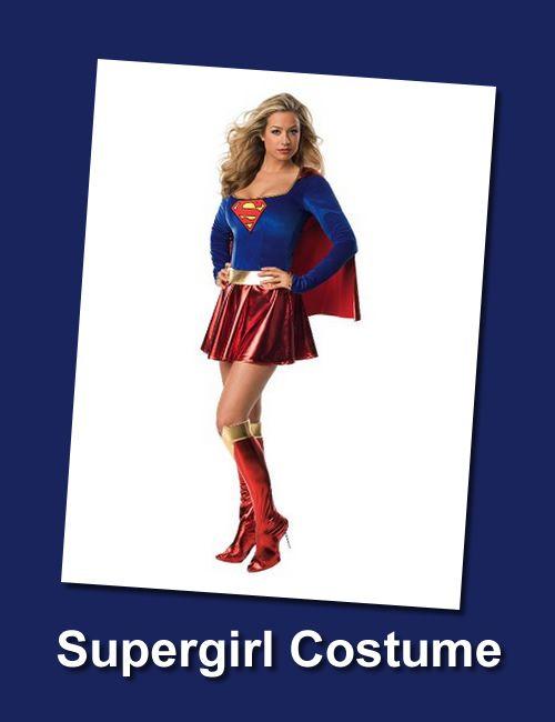 tvu0027s newest super hero dc comics supergirl costume halloween cool halloween