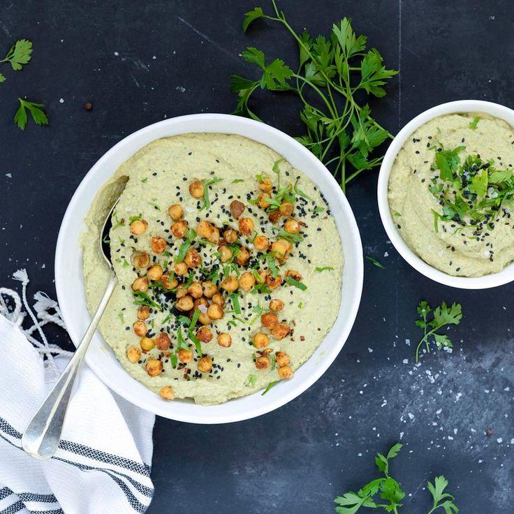 Perfekt hjemmelavet hummus  hvordan laver man det?  Denhellip
