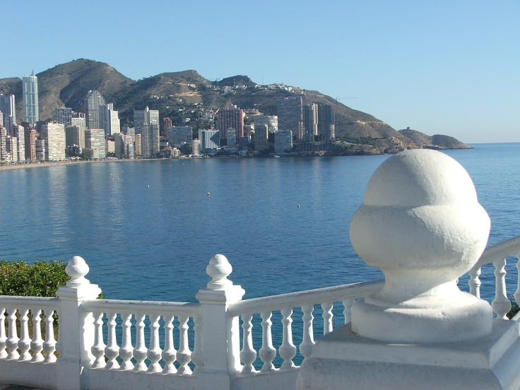 Benidorm ( -----BENIDORM-ALICANTE SPAIN,,,,,,LOVELY    ET   CALIENTA,,,,,,**+