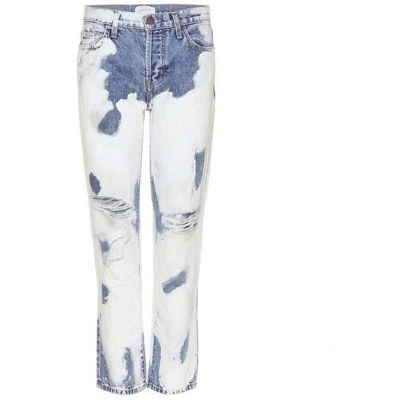 25  best ideas about White ripped jeans on Pinterest   White jeans ...