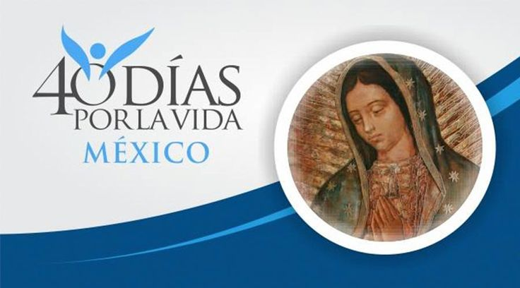 """El 1 de marzo se inicia una nueva edición en 17 ciudades de México de 40 Días por la Vida, la campaña internacional de oración para que el aborto no sea solo ilegal, sino """"impensable""""."""