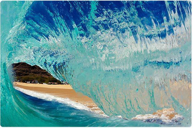 Makaha shorey, powerful