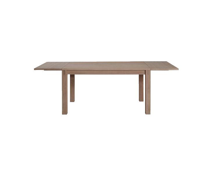 DALLAS Spisebord Med mulighet til å kjøpe to plater og utvide til 8 personer.