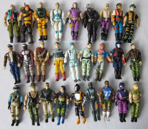 34 Best Images About Etsy On Pinterest Gi Joe Tomy And