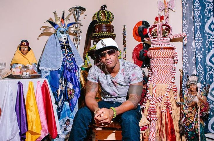 A visit with Cuban percussionist Pedrito Martinez, master of the Batá drum and Babalawo at home in New Jersey. This room is his space for sacred offerings to the Orishas(saints). October 4th is the day of Orula, an Orisha who is very significant as a father to Babalawos.   #cubanmusic #afrocuban #santeria #yoruba #pedritomartinez