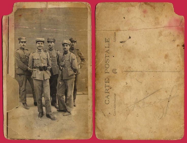 #15409 Greece 1920. Gendarmes. Photo PC size.