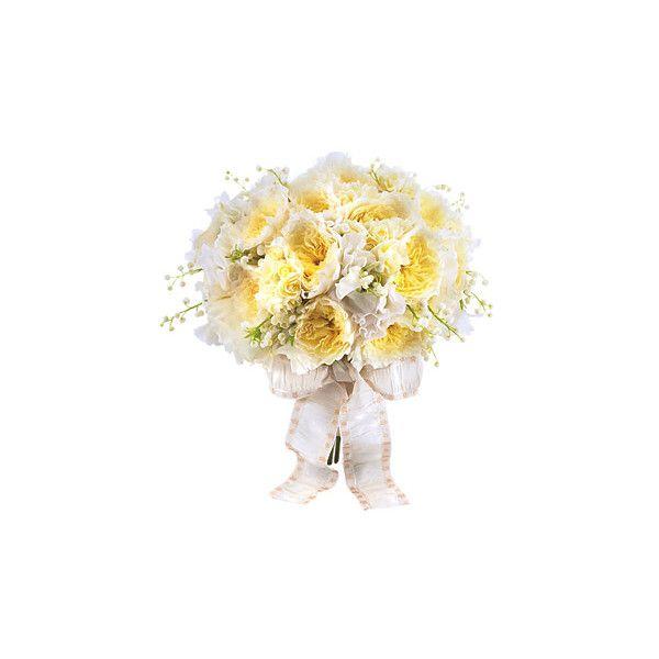 Wedding Looks with Romantic Ruffles Wedding Flowers Photos - Polyvore
